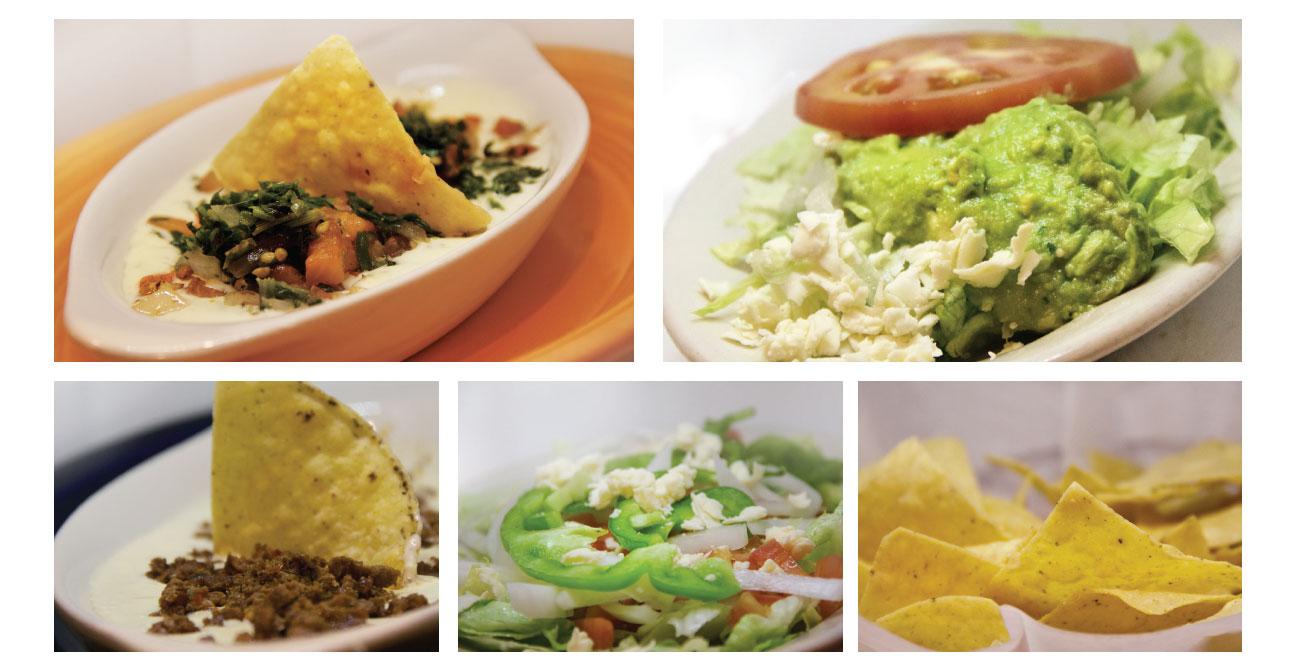 Free chips and salsa, fiesta charra,